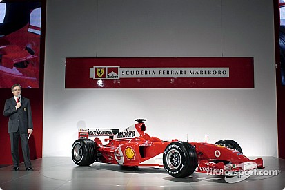 Key elements of Ferrari 053 engine