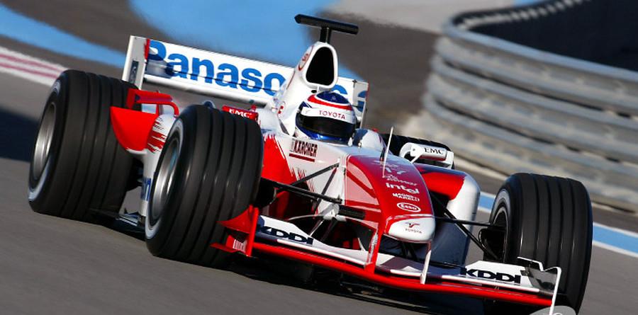 Toyota aiming for podium