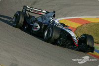 Coulthard considers the future