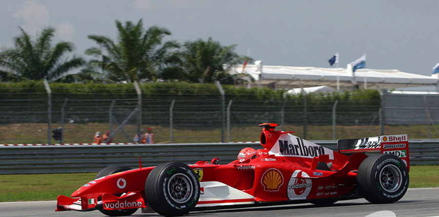 Schumacher takes Malaysian GP victory