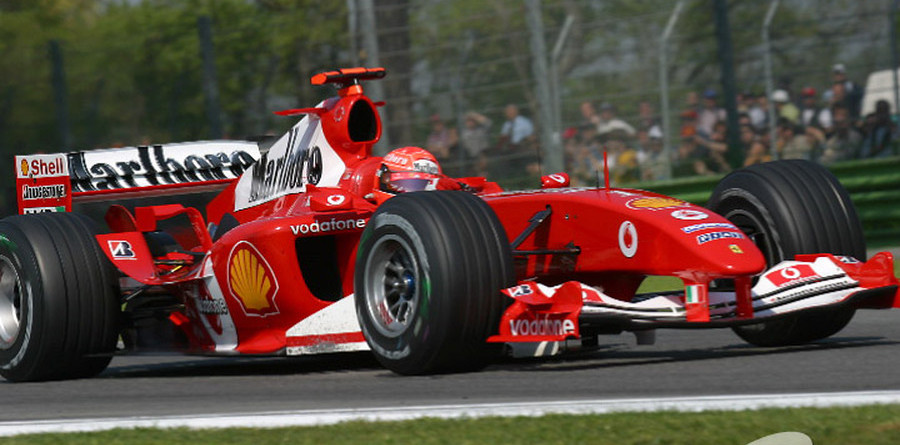 Schumacher keeps perfect score with San Marino GP win