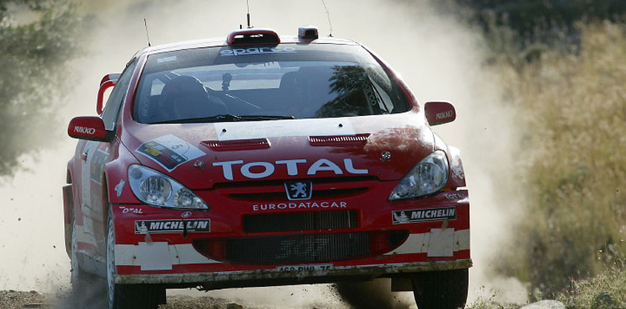 Gronholm takes dominant win at Cyprus Rally