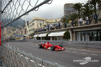 Schumacher fastest after Monaco GP Thursday