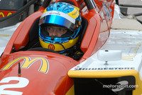 CHAMPCAR/CART: Junqueira penalized, Bourdais on Portland pole
