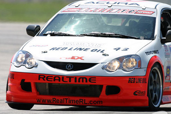 Plumb, Galati take poles at Mid-Ohio