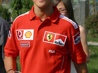 Schumacher hopes bad luck is used up
