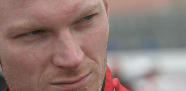 Earnhardt Jr docked points, loses lead