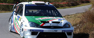 WRC Martin in strong position to win Rally Catalunya