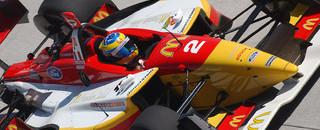 IndyCar CHAMPCAR/CART: Bourdais gains point back, front row for NHR