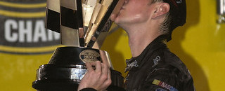 NASCAR Cup Kurt Busch holds on to win the championship