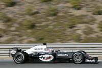 McLaren and Ferrari wind up testing on top