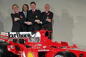 Formula 1 The Ferrari 055 engine