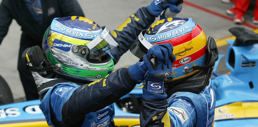 Fisichella takes first blood with Australian GP win