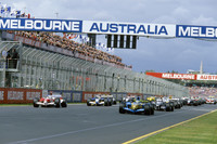 Australian race not in doubt