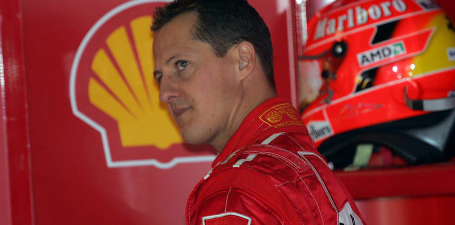 Title fight far from over for Schumacher