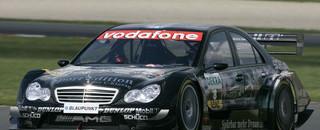 DTM Hakkinen takes Spa pole in wet qualifying
