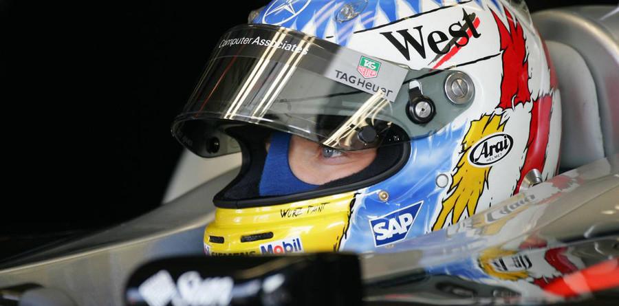 Wurz stays top on European GP Friday