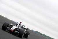 Final day of testing at Silverstone and Monza
