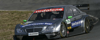 DTM Paffett on pole at the Nurburgring