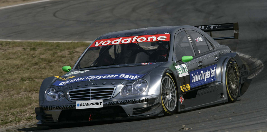 Paffett on pole at the Nurburgring