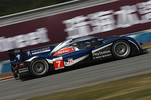 Formule 1 Actualités Peugeot 908, Pescarolo et Audi en lever de rideau du GP de France