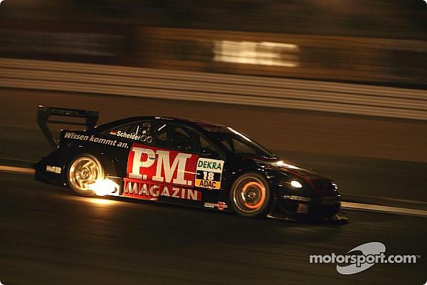 DTM Новость Первая в истории DTM ночная гонка пройдет в августе