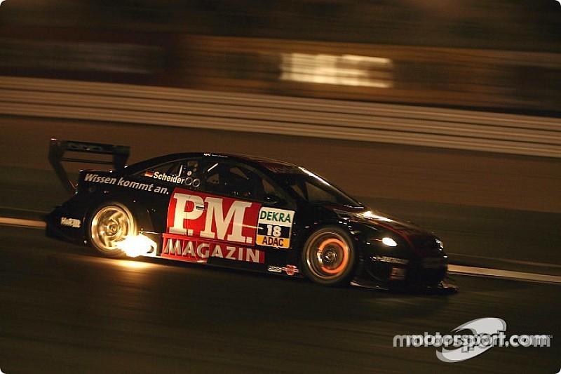 Первая в истории DTM ночная гонка пройдет в августе