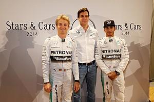 Formel 1 News Nico Rosberg sieht Kritik gelassen: