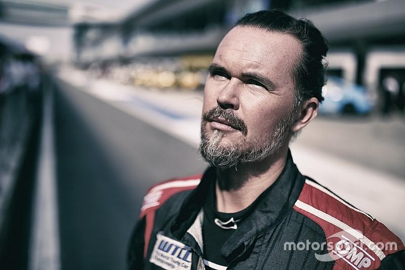 WTCR 2018: Münnich präsentiert James Thompson als dritten Fahrer