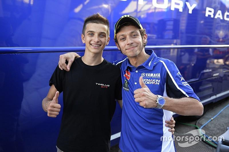Rossi espera correr com irmão na MotoGP