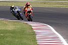 El último tango de Márquez y Rossi