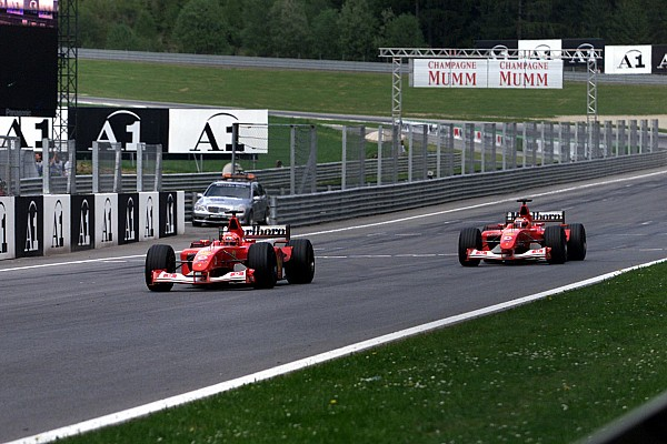 Formel 1 Barrichello über Spielberg-Skandal 2002: