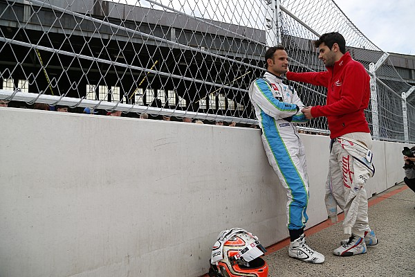 Galería: los pilotos de F1 que también probaron en la Fórmula E