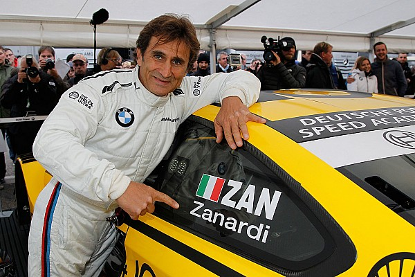 Zanardi to join DTM grid for Misano one-off