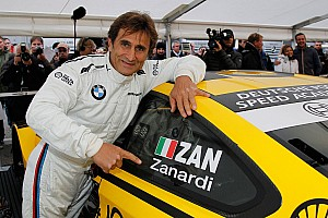 DTM Breaking news Zanardi to join DTM grid for Misano one-off