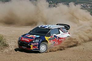 WRC Breaking news Citroen open to Ogier return for 2019