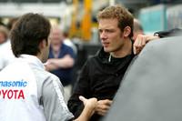 Wurz remains fastest on Brazilian GP Friday