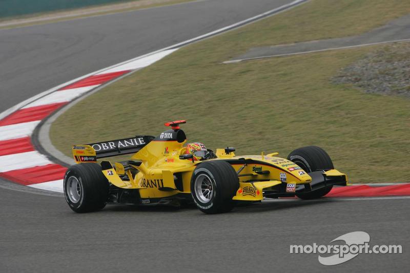 Monteiro happy with China result