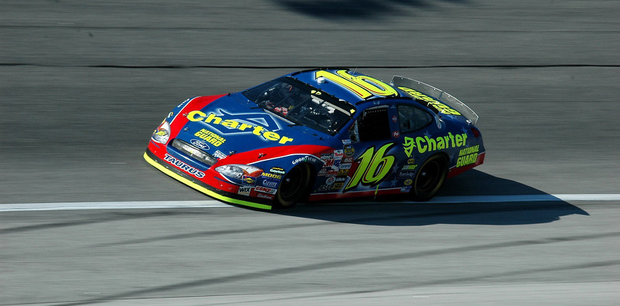 Biffle looks to make up Chase points