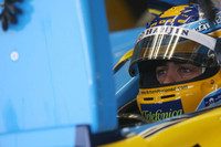 Alonso top in San Marino GP second practice