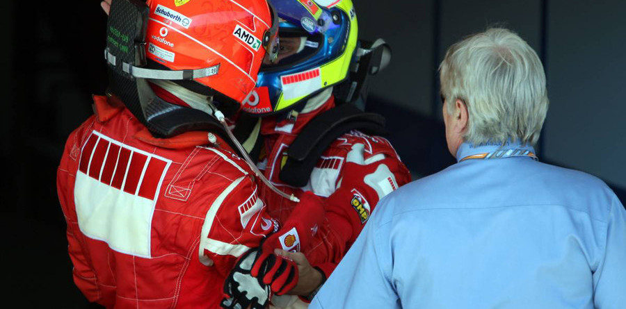 More work to do for Ferrari