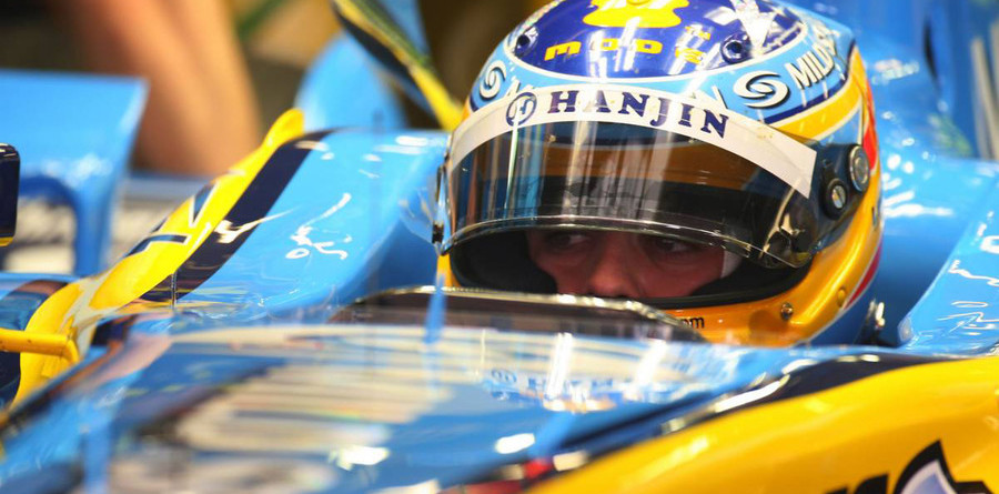 Alonso fastest at Paul Ricard