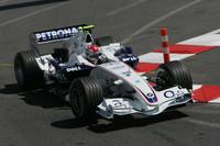 Kubica fastest on British GP Friday