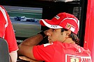 Massa aiming for pole position
