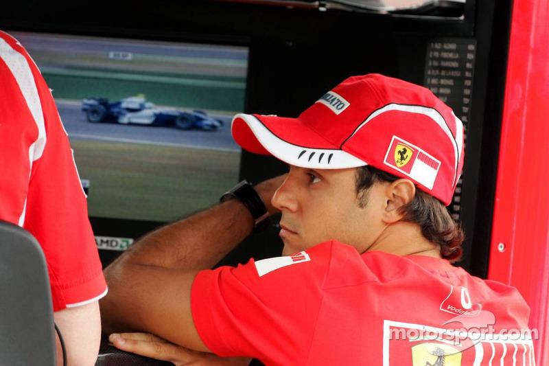 Massa aiming for pole position