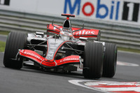 Raikkonen claims pole position for Hungarian GP
