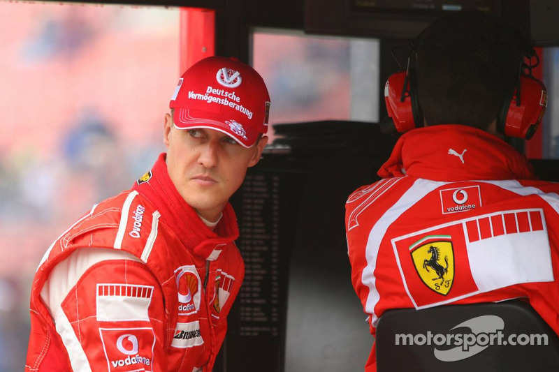 Schumacher prepared for Turkey