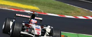 Formula 1 Barrichello takes over at Jerez test