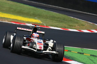 Barrichello takes over at Jerez test