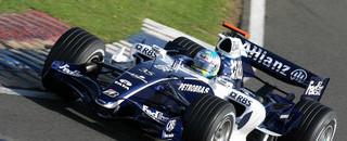 Formula 1 Wurz kicks off Chinese GP weekend